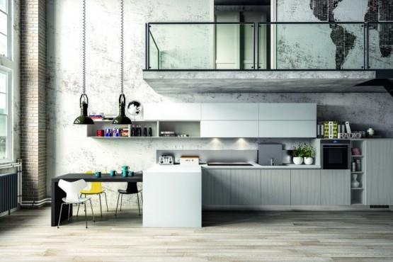 Astro - Essebi Cucine | Palmieri + Box68 | Arredamenti | Santa Margherita